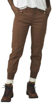 Prana Womens Sky Canyon Jogger Women's Hiking Trousers, M Flax