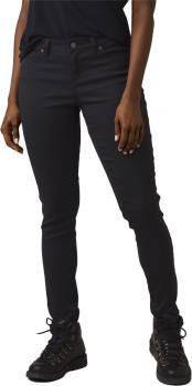 Prana Womens Briann Regular Women's All-Purpose Trousers, Uk 10 Black