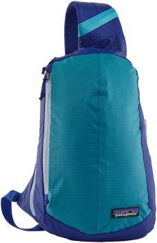 Patagonia Ultralight Black Hole Sling Crossbody Bag, 8L Cobalt Blue