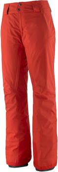 Patagonia Insulated Snowbelle Reg Women's Ski Pants, S Coral