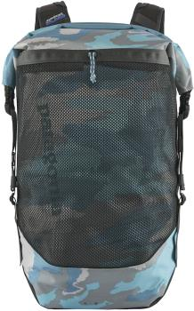 Patagonia Adult Unisex Planing Roll Top Wet/Dry Backpack, 35l Kansas Sky
