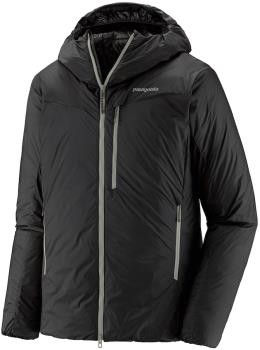 Patagonia DAS Light Hoody Insulated Water Resistant Jacket, M Black