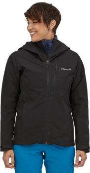 Patagonia Calcite Gore-Tex Women's Waterproof Shell Jacket, S Black