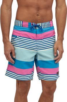 "Patagonia Wavefarer 19"" Board Shorts, 30"" Fitz: Joya Blue"
