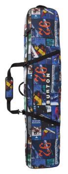 Burton Wheelie Gig Snowboard Bag, 156cm Catalog Collage Print