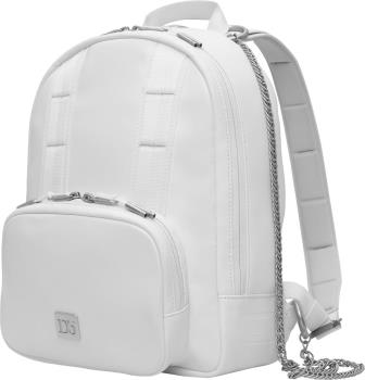 Douchebags The Petite PU Leather Mini Backpack, 8L Whiteout