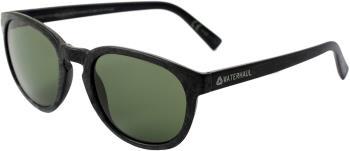 Waterhaul Crantock Polarised Grey Recycled Sunglasses, M Dark Grey