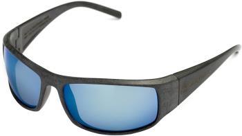 Waterhaul Zennor Polarised Ice Blue Recycled Sunglasses, M Dark Grey