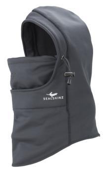 SealSkinz All Weather Head Gaitor L/XL Black