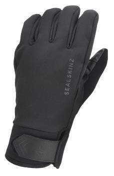 SealSkinz Waterproof All Weather Insulated Gloves S Black