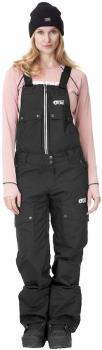 Picture Brita Women's Ski/Snowboard Bib Pants, L Black