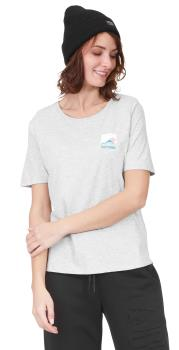 Picture Ninon Women's Short Sleeve T-Shirt, M Grey