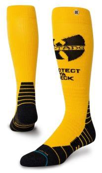 Stance Snow Merino Wool Ski/Snowboard Socks, M Wu Protect Ya