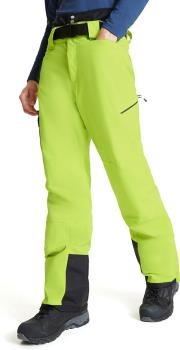 Dare 2b Absolute II Insulated Snowboard/Ski Pants, M Lime/Navy