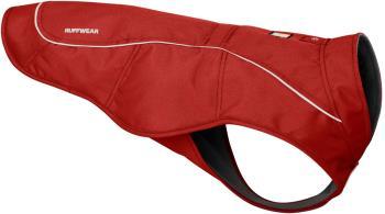 Ruffwear Overcoat Utility Jacket Dog Coat, L Red Clay