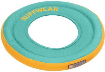 Ruffwear Hydro Plane Floating Dog Frisbee Toy, L Aurora Teal