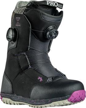 Rome Bodega Boa Women's Snowboard Boots, UK 5 Black 2021