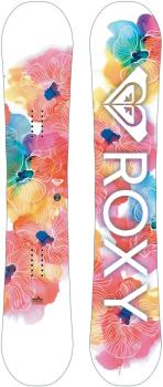 Roxy Xoxo C2 Light Women's Hybrid Camber Snowboard, 145cm 2020