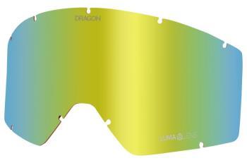Dragon DX3 Snowboard/Ski Goggle Spare Lens, OS L.Lens Gold Ion