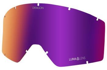 Dragon DX3 Snowboard/Ski Goggle Spare Lens, OS L.Lens Purple Ion