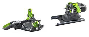 G3 Zed 12 Ski Touring Bindings, No Brakes Green