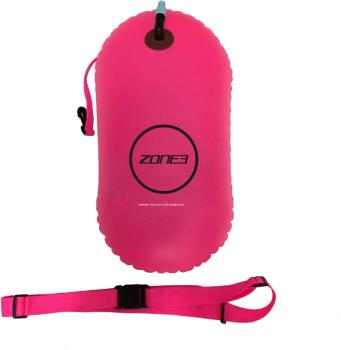Zone3 Swim Safety Buoy Tow Float Open Water Inflatable Pink