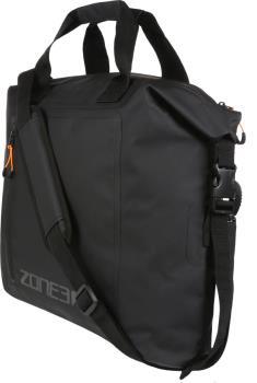 Zone3 Waterproof Wetsuit Bag Dry Bag, 20L Grey/Black