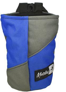 Metolius Yosemite Jester Chalk Bag, O/S Blue Grey
