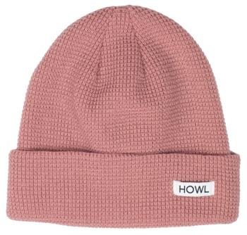 Howl Waffle Ski/Snowboard Beanie, One Size Pink