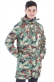 Wearcolour Hurricane Parka Men's Waterproof Jacket, M Leaf