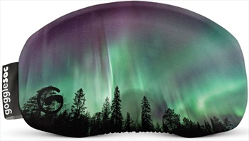 Gogglesoc Snowboard/Ski Lens Cover, Aurora Soc