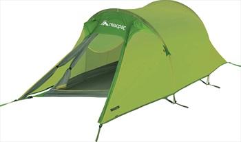 Macpac Minaret Lightweight Hiking Tent, 2 Man Kiwi