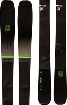 Armada Declivity 92 Ti Skis 180cm, Blue/Green, Ski Only, 2022