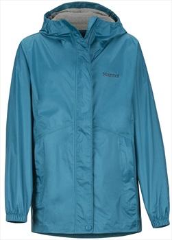 Marmot PreCip Eco Girl's Waterproof Jacket, M Late Night