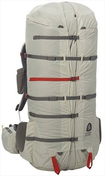 Sierra Designs Flex Capacitor 60-75L Trekking Backpack, M/L Birch