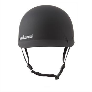 Sandbox Classic Low Rider Brim Wakeboard Helmet, L Black 2021