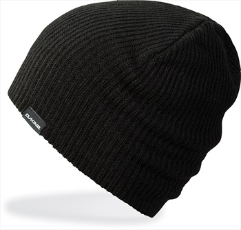 Dakine Tall Boy Slouch Fit Snowboard/Ski Beanie, Black