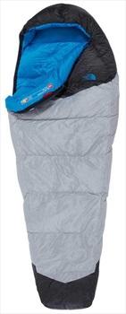 The North Face Blue Kazoo Down Sleeping Bag Regular LH Zip