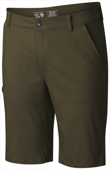 "Mountain Hardwear Hardwear AP Men's Outdoor Shorts, 30"" Peatmoss"