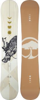 Arbor Cadence Women's Reverse Camber Snowboard, 147cm 2021