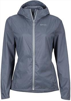 Marmot Air Lite Women's Water-Resistant Jacket, S Steel Onyx
