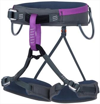 Wild Country Flare Women's Rock Climbing Harness 77-85cm Grey/Purple
