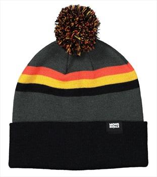 Mons Royale Pom-Pom Beanie Bobble Hat, One Size Rosin/Gold