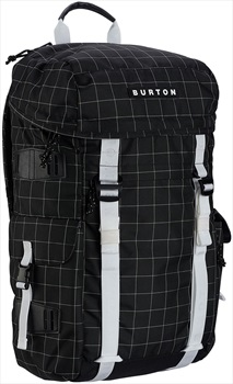 Burton# Annex Backpack Rucksack, 28L True Black Oversized