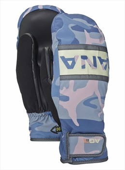 Analog Gentry Ski/Snowboard Mitts, XS Analog Camo