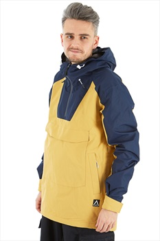 Wearcolour Wear Anorak Snowboard/Ski Jacket L Sand