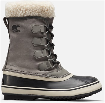 Sorel Winter Carnival Women's Snow Boots, UK 4.5 Quarry/Black
