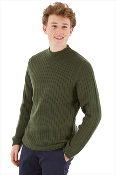 Amundsen Roald Roll Neck Merino Wool Sweater, M Earth
