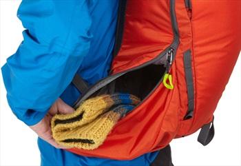 Thule Adult Unisex Upslope Ski Snowboard Backpack, 25l Blackest Blue