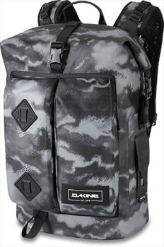 Dakine Cyclone II Dry Pack 36L Ski/Snowboard Backpack, 36L Dark Camo